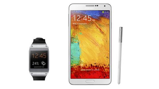 三星发布 Samsung GALAXY Gear 全面开启移动无界交互新时代