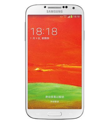 Samsung GALAXY S4 4G 联通定制版 I9507V