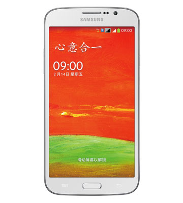 Samsung GALAXY MEGA Plus 公开版 I9152P